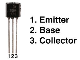 پایه های ترانزیستور